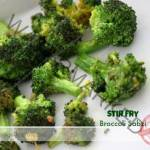 Stir Fry Broccoli Sabzi