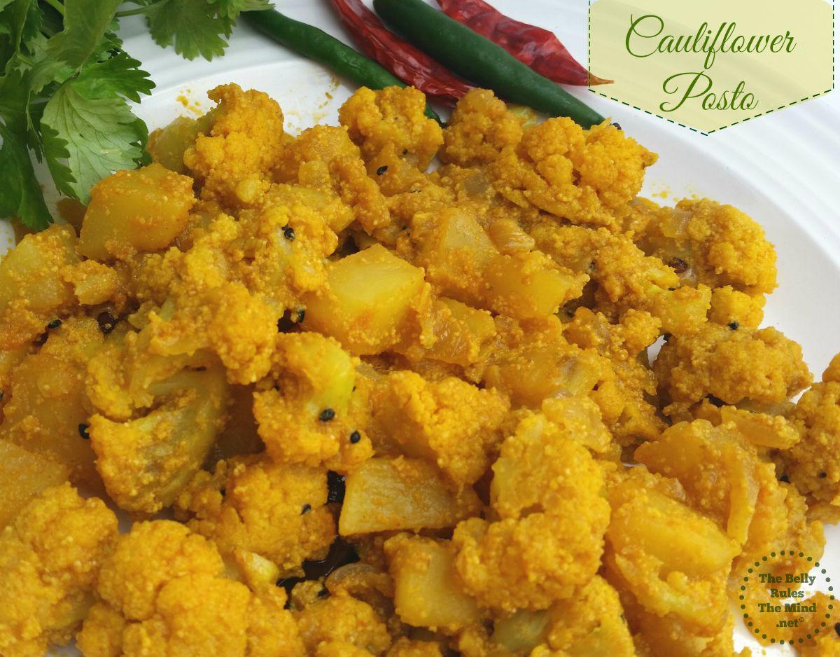 Cauliflower Posto
