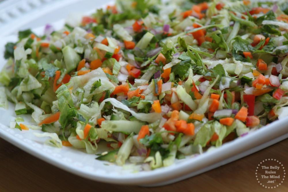 Beta-carotene Salad 2