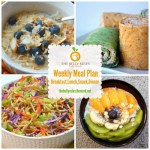 Meal Plan for Mar 7 to Mar 13 with Recipes