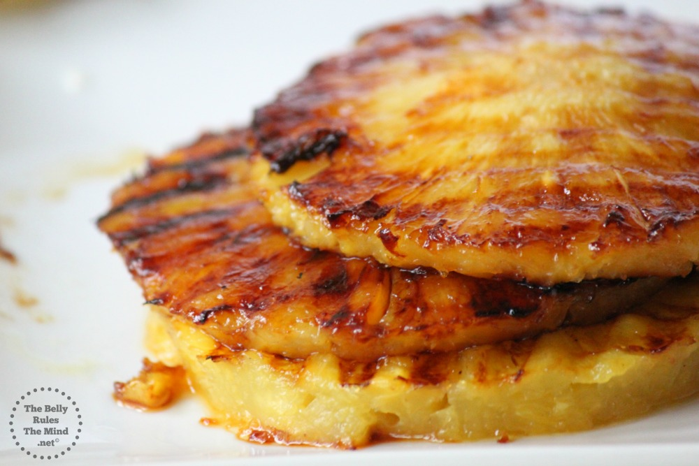 grilled pineaaples