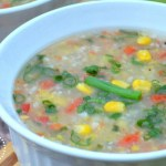 Simple & Quick Sweet Corn Soup