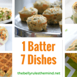 1 Batter 7 Dishes