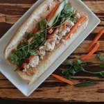 Bahn Mi with Lemongrass Tofu