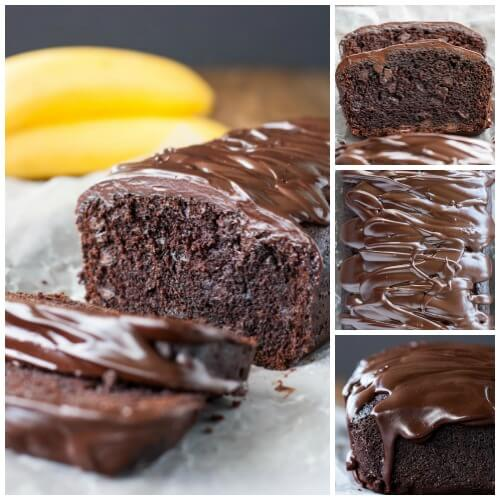 Triple Chocolate Banana Bread - The Best Blog Recipes