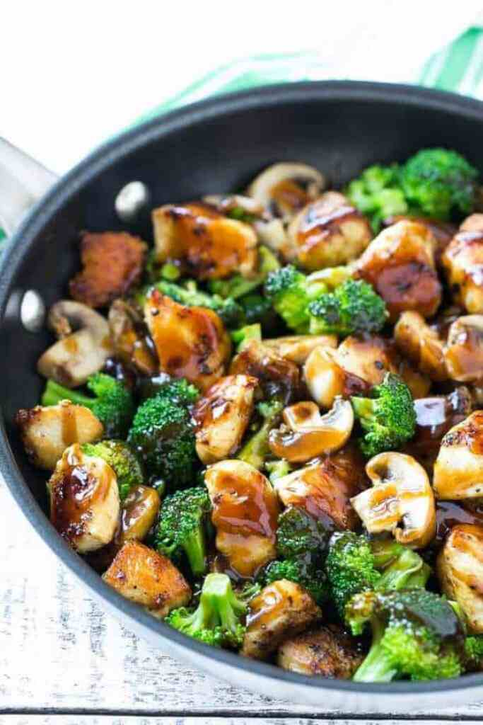 Chicken and Broccoli Stir Fry - The Best Blog Recipes