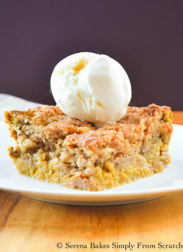 Pumpkin Cobbler - The Best Blog Recipes
