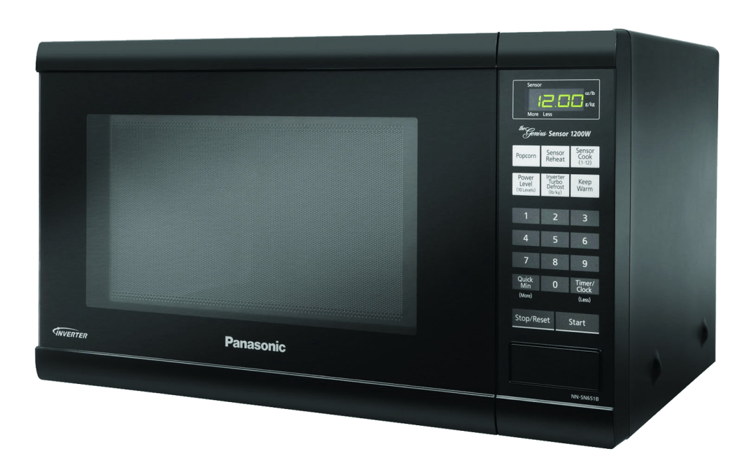 Panasonic Microwave Oven NN-SN651BAZ Review and Buying Guide 2017