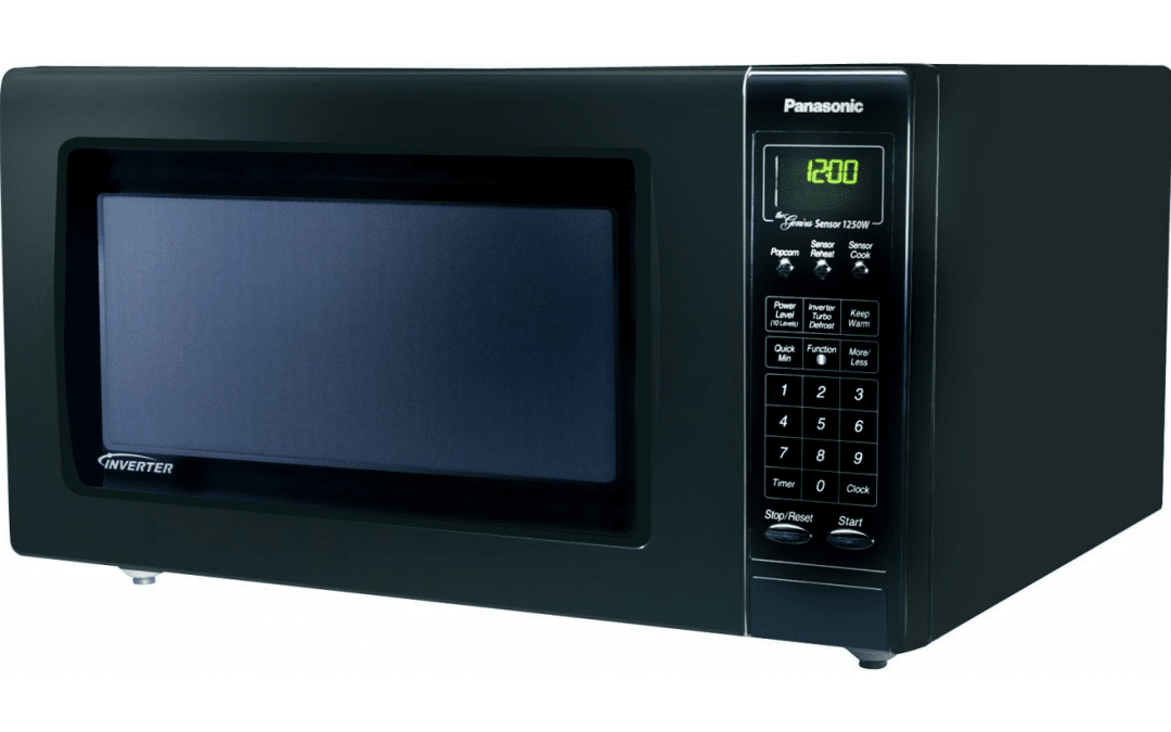 Panasonic NN-H765BF Genius Microwave Oven Review