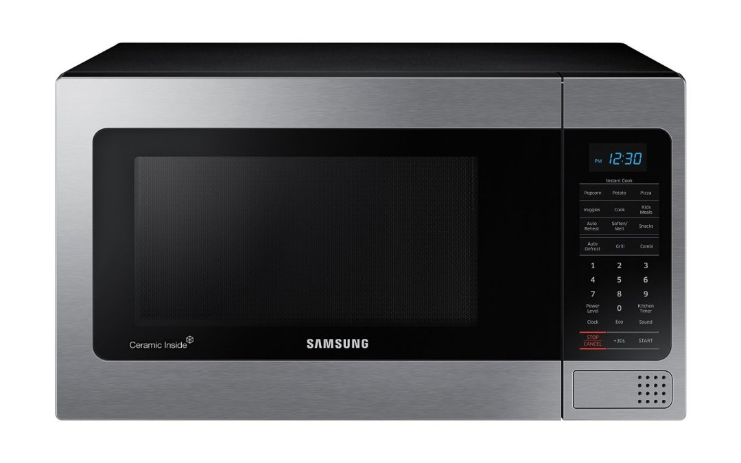 Samsung MG11H2020CT Countertop Microwave Oven Review