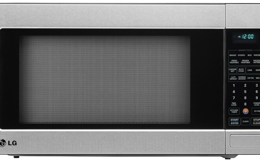 LG LCRT2010ST Countertop Microwave Oven Review