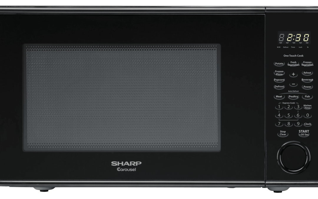 Sharp Microwave Oven ZR309YK Review and Buying Guide 2017