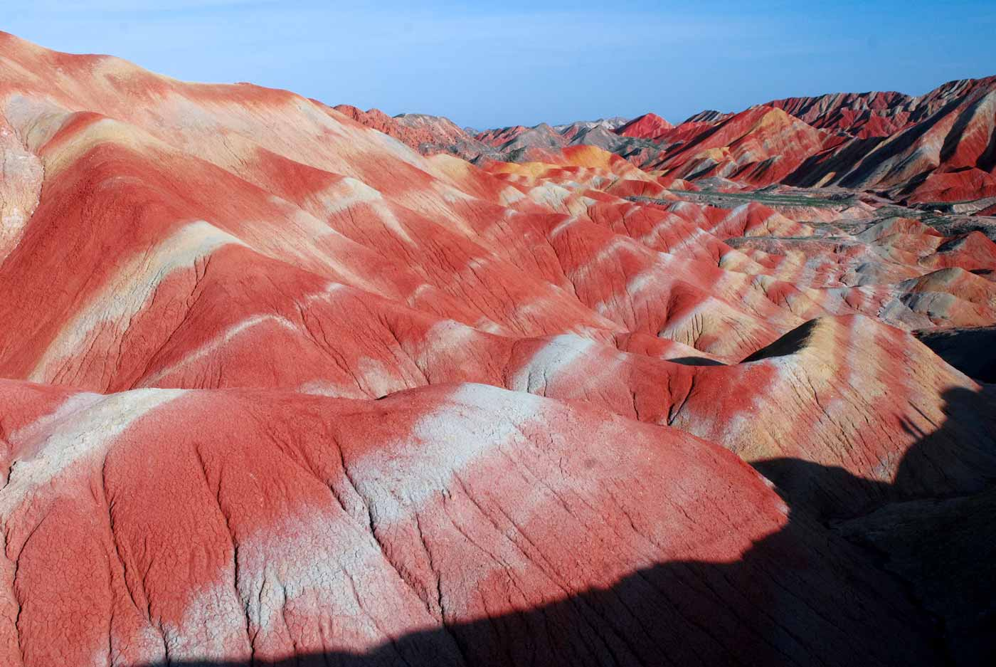 Accommodations South Africa The Rainbow Mountains Of Zhangye Danxia Are An Artist's Dream