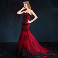 Why Do Some Brides Get Married Using Red Wedding Dresses ...