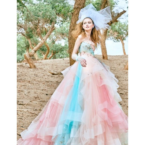 Medium Crop Of Color Wedding Dresses
