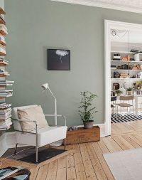 Sage Green Living Room - ideasplataforma.com