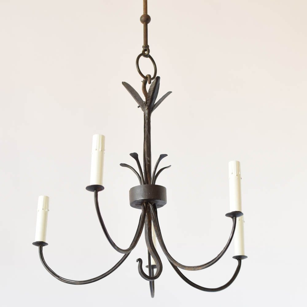 Small Simple Chandelier Simple Small Iron Chandelier