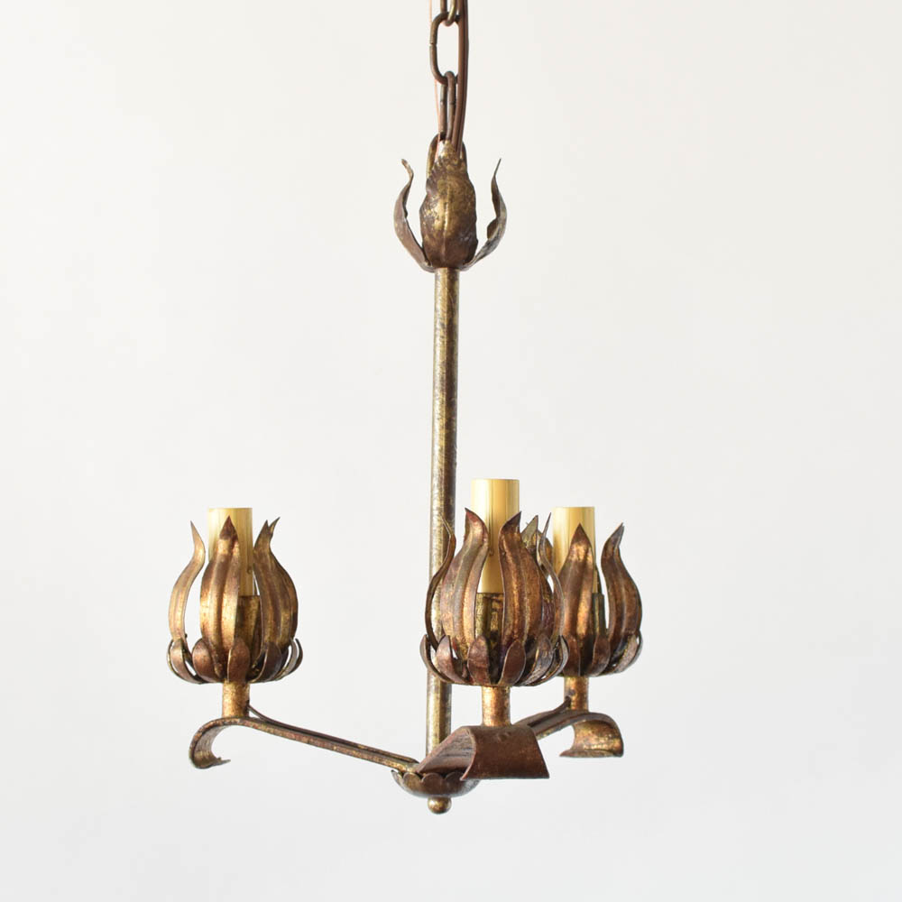 Small Simple Chandelier Small Iron Chandelier