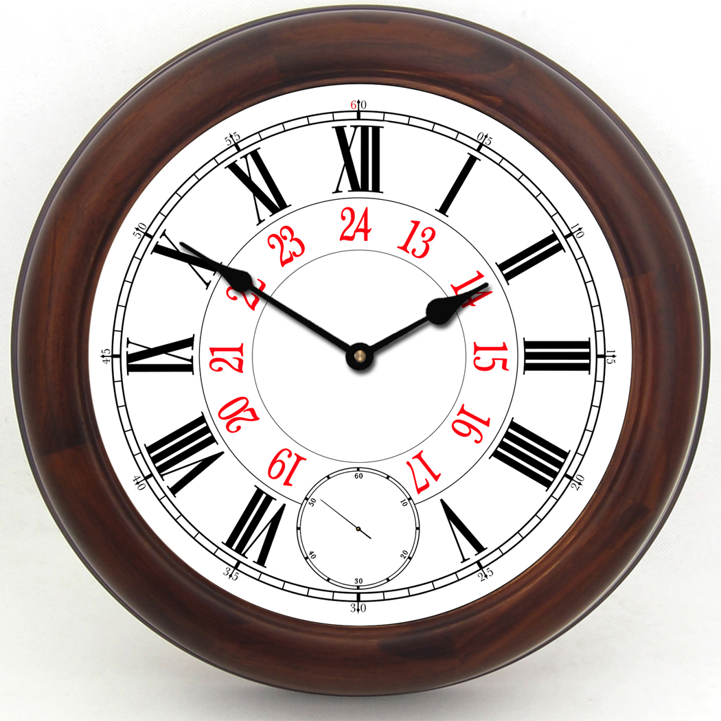 24 Internet 24 Hour Clock Collection The Big Clock Store Online