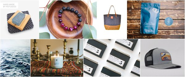 Small Business Gift Guide - The Big Fake Wedding