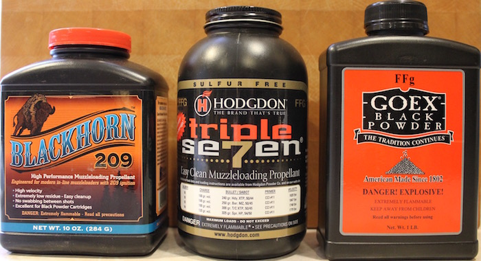 These Are The Best Brands Of Black Powder and Black Powder