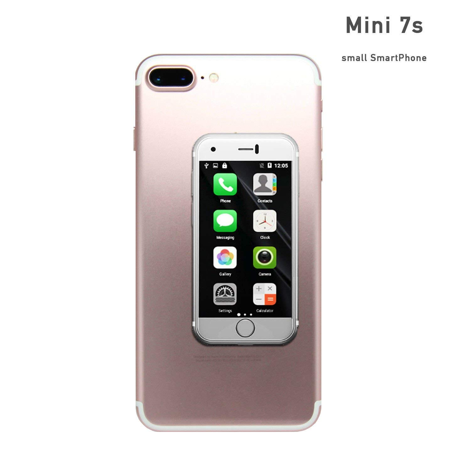 Mini Smartphone Ilight 7s World 39 S Smallest 7plus Android - Mobiles Mini Waschbecken