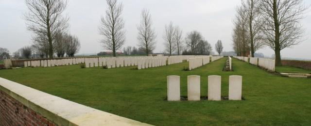 Aeroplane Cemetery Panorama 1