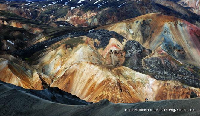 Iceland 052 Hiking Blahnukur, Landmannalaugar (3)