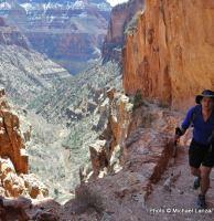 Gran4-134 North Kaibab Trail, Grand Canyon