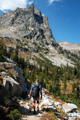 South Fork Cascade Canyon, Grand Teton National Park.