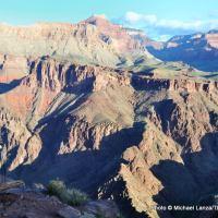 Hiking the Grand Canyon rim to rim to rim.