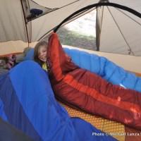 Spring Canyon campsite, Capitol Reef National Park, Utah.
