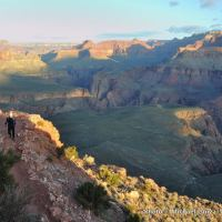 South Kaibab Trail, Grand Canyon.