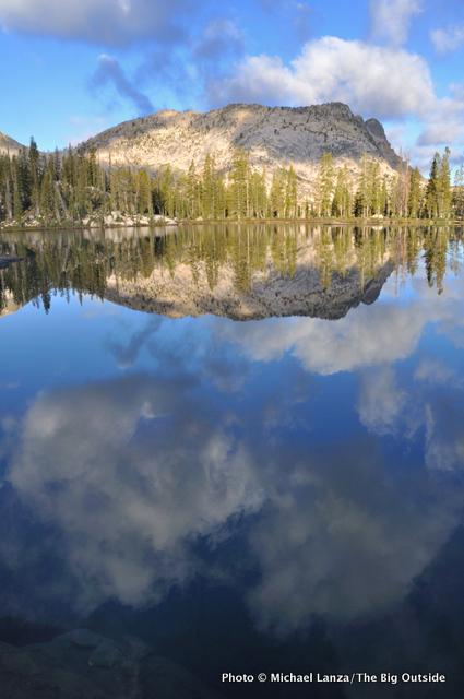 Rock Slide Lake, Sawtooth Mountains.