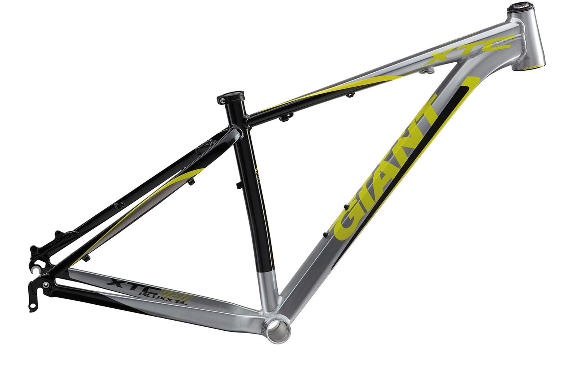 Cuadros 29er Giant Xtc 29er Frameset 2013 Review The Bike List