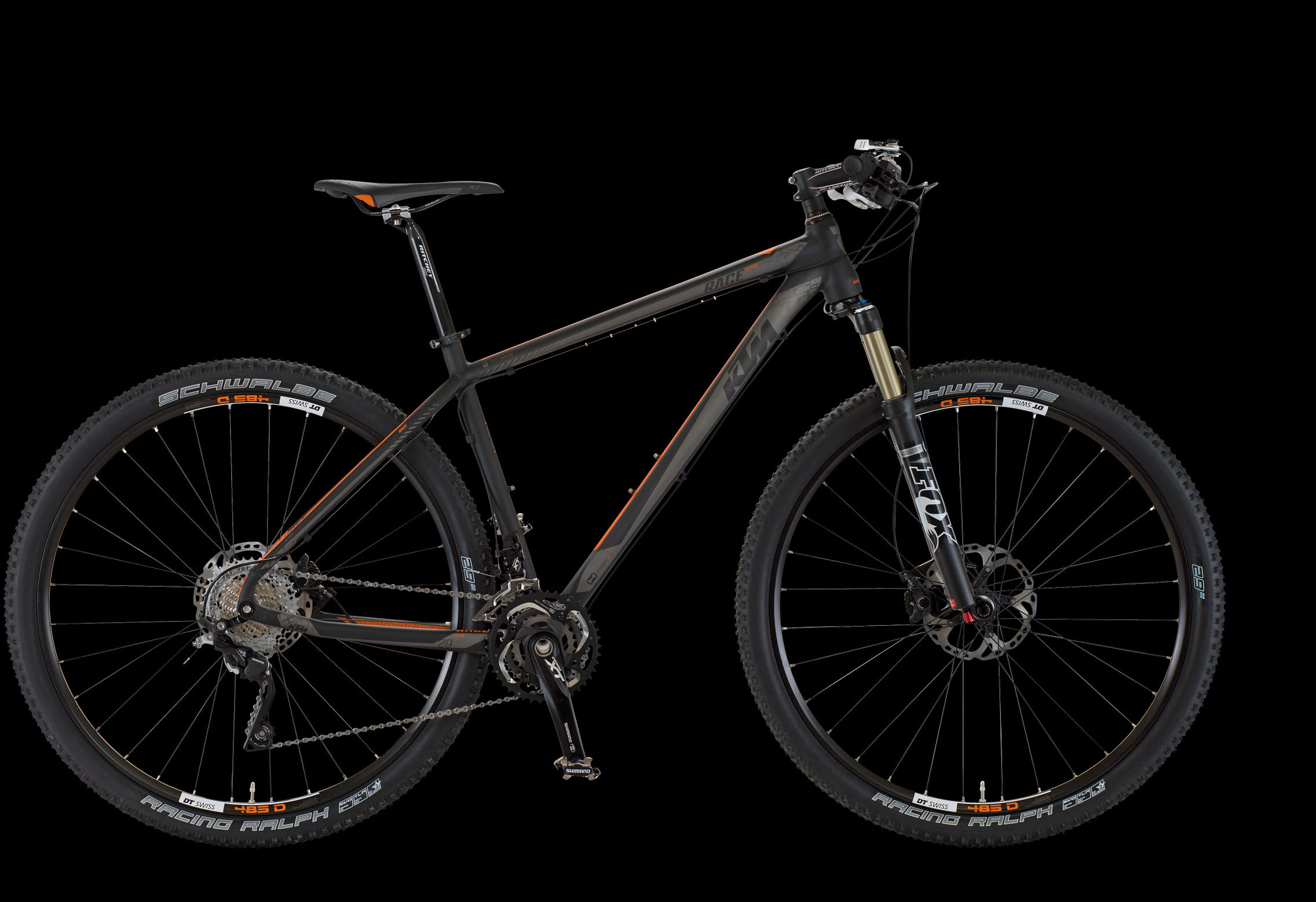 Mountainbike 29 Inch Ktm Race Action 29 2013 Review - The Bike List