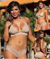 Bikinis for Women Over 40 Shaping Halter Style Bikini