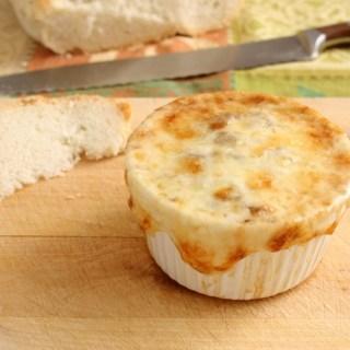 Zuppa di cipolle gratinata alla francese