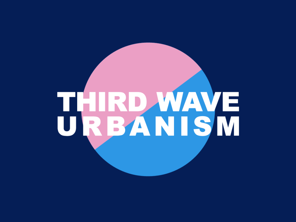Third Wave Urbanism podcast logo