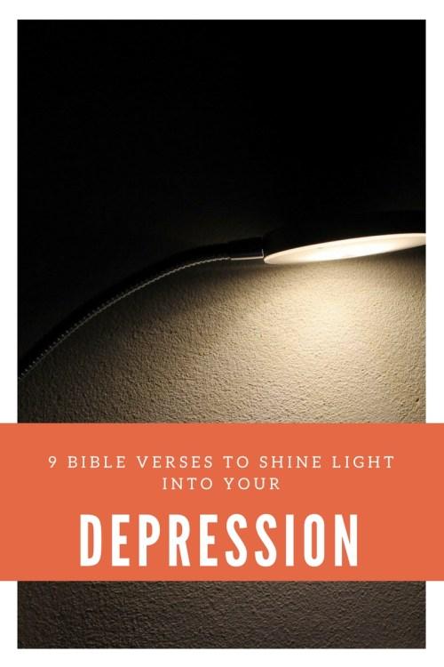 Medium Of Bible Verses About Light