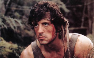 10 Greatest Vietnam War Films - The Blazing Reel - Sylvester-Stallone-as-Rambo - First Blood