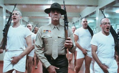 Full-Metal-Jacket-Stanley Kubrick-  10 Greatest Vietnam War Films - The Blazing Reel