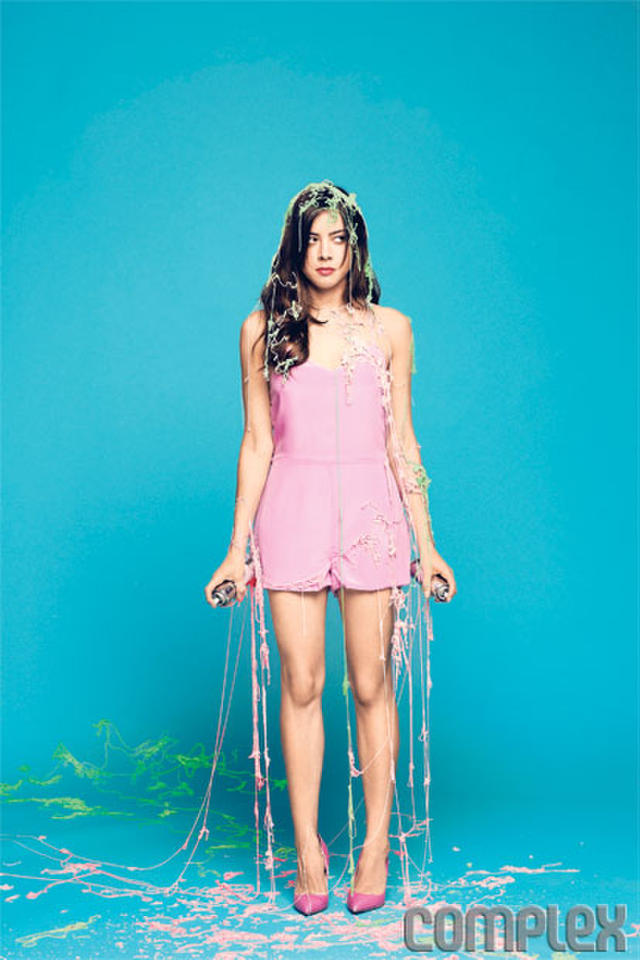 How Girl Wallpaper Aubrey Plaza In Complex April May 2013 139925 Photos
