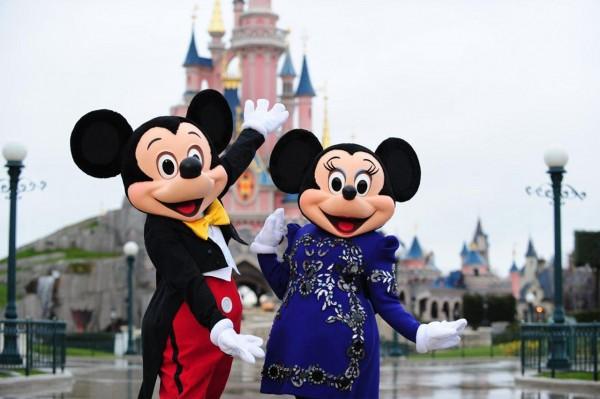 Minnie - Disneyland Paris