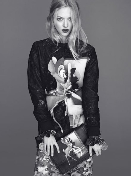 Amanda Seyfried Givenchy FW 2013