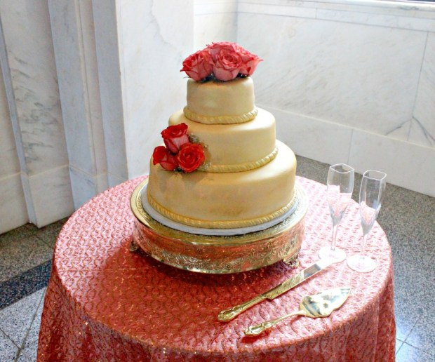 Atlanta Travel - Wedding Cake