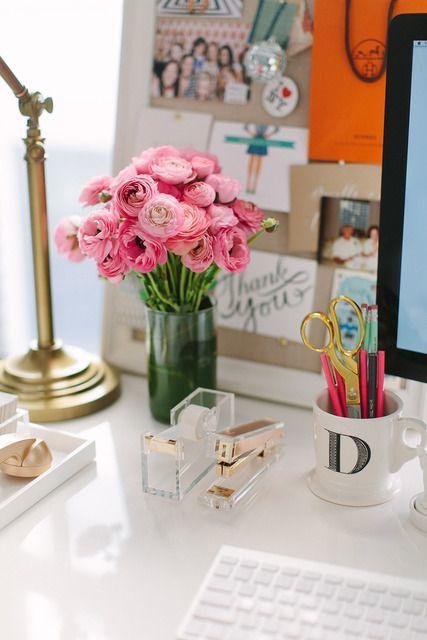 desk decor.