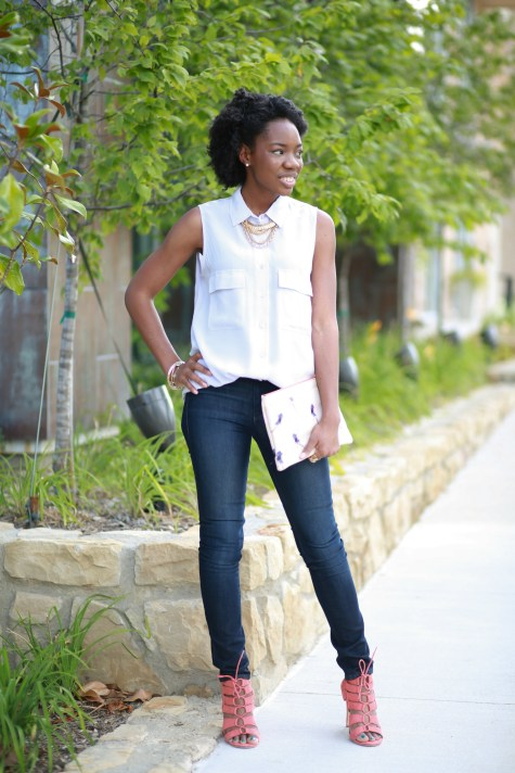 pastel, equipment, silk top, lavender, sleeveless top, silk shirt, button down top