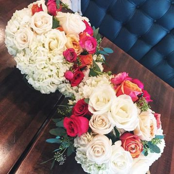 florals, arrangements, brunch flowers