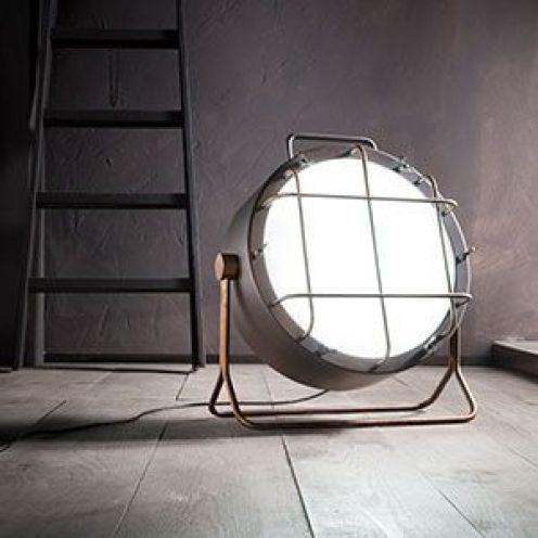 Zava Cantiere Floor Lamp